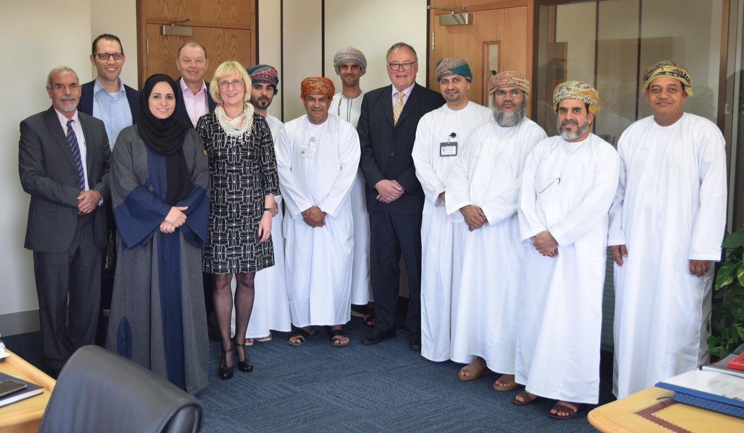 Oman Projectteam